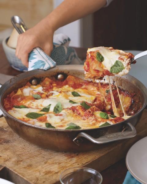 Skillet Lasagna-p128